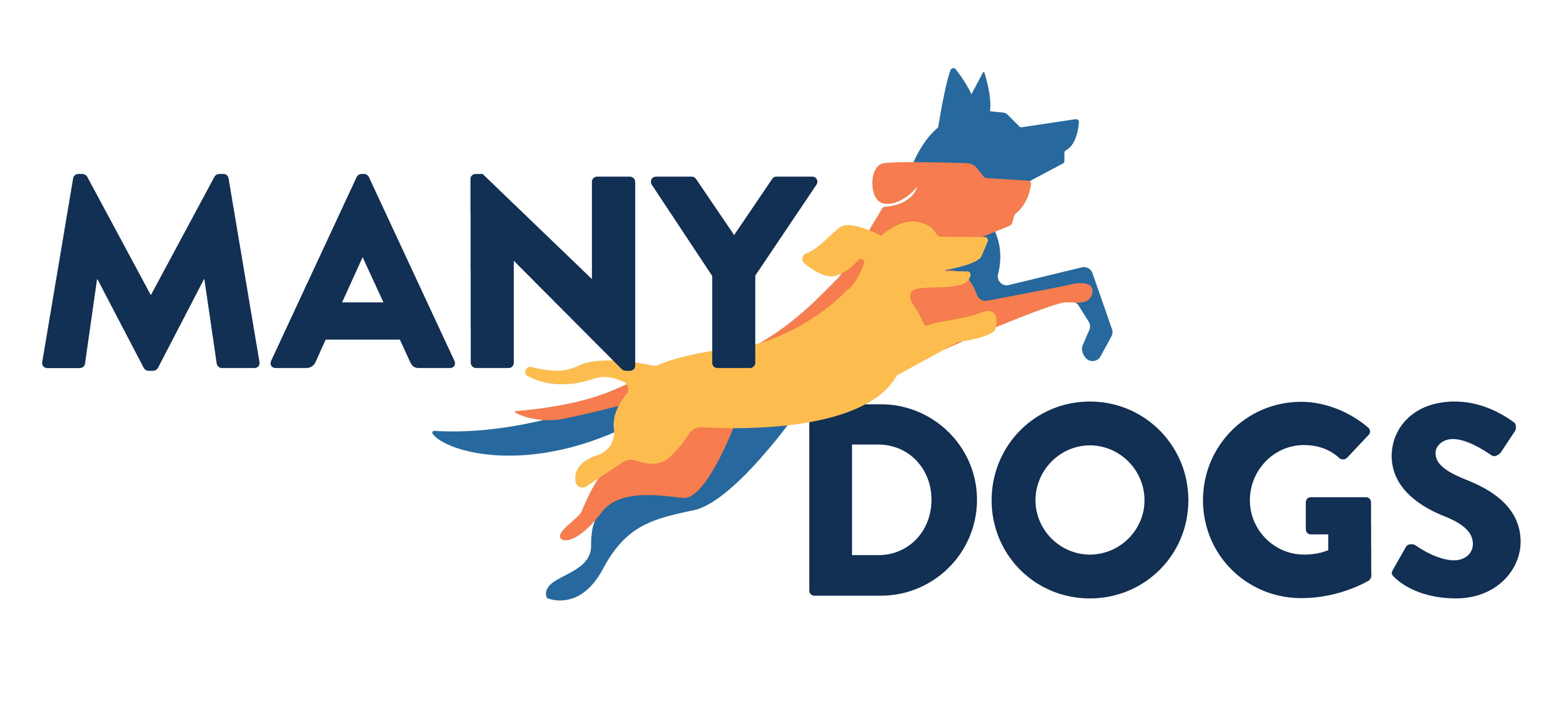 ManyDogs banner